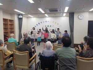 ♪OKG(丘児童センター)99によるダンス♪